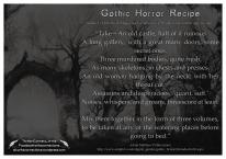 GothicRecipe
