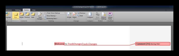 TrackChanges9
