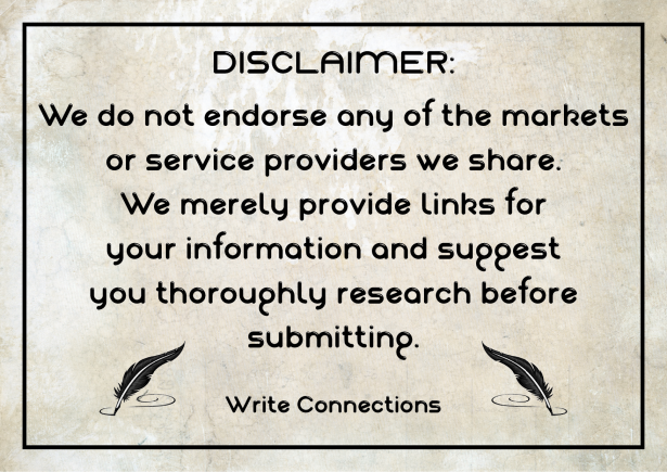 WriteConnectionsDisclaimer